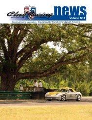 2012, Volume 3 - Porsche Club of America