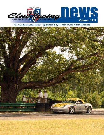 2012, Volume 3 - Porsche Club of America