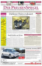 Seite 01 (Page 1) - Der Preussenspiegel