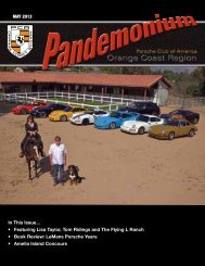 In This Issue... / Featuring Lisa Taylor, Tom Ridings and The Flying L ...