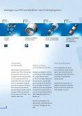Gleitlager aus PTFE und Moldflon® - ElringKlinger Kunststofftechnik - Page 2