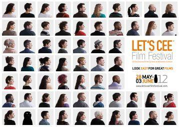 Katalog LET'S CEE Film Festival 2012