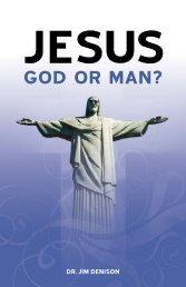 GOD OR MAN? - Park Cities Baptist Church
