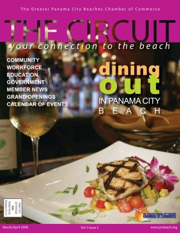 dining - Panama City Beach Chamber of Commerce
