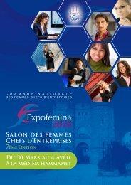 Salon des femmes Chefs d'Entreprises 7ème Edition