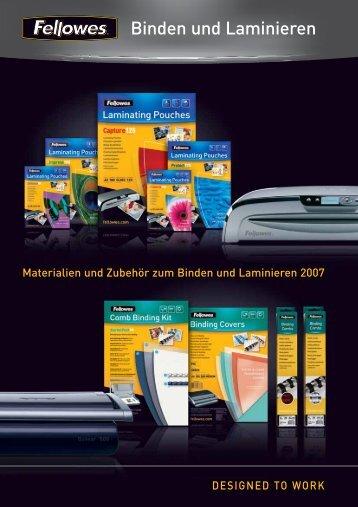 Binden und Laminieren - PC & PC Zubehör