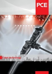 Event technology MIDnIght-SErIES - pc electric