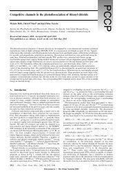 Phys. Chem. Chem. Phys. 4 (2002) - Institut für Physikalische und ...