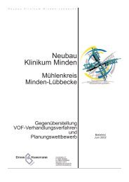 Neubau Klinikum Minden - Dhp-sennestadt.de