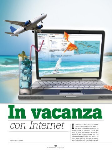 In vacanza con Internet - PC Professionale