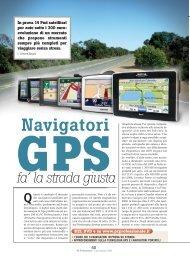Navigatori GPS: fa' la strada giusta - PC Professionale