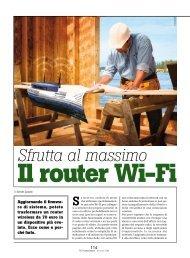 Sfrutta al massimo Il router Wi-Fi - PC Professionale