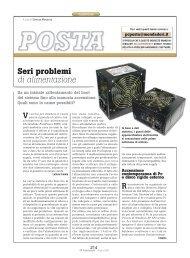 Posta Hardware - PC Professionale
