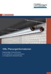 VML Planungsunterlage - Düker GmbH & Co KGaA