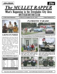 July 9, 2010 Issue - The Mullet Rapper