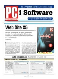 WebSite X5 - PC Professionale