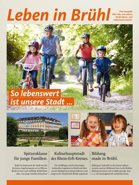 Leben in Brühl