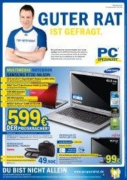 Download FEBRUAR FLYER 2010 - PC-Spezialist Bielefeld