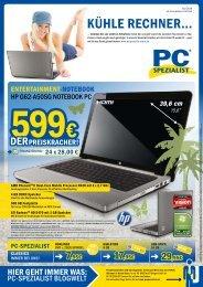 juli-flyer-2010 - PC SPEZIALIST Bonn