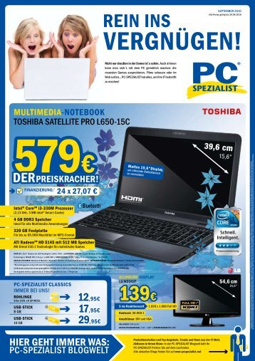 reiN iNs - PC SPEZIALIST Bonn