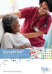 DuraPrint® - Precision Dynamics Corporation