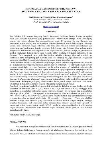 BAB I - PDF Archive