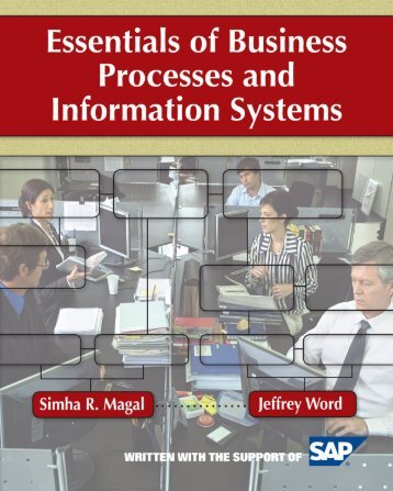 Essentials of Business Processes and Information ... - PDF Archive