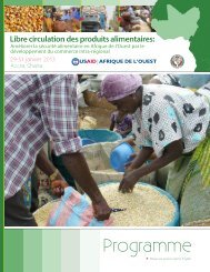 Programme - The Agribusiness and Trade Promotion Project