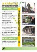 Stadtmagazin NATUERlich - 04/2009 - Seite 2