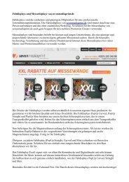 Faltdisplays und Messedisplays von sevenmediaprint ... - PDF Archive