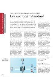 PDF/VT – der ISO-Standard für Variable-Data ... - PDF Tools AG