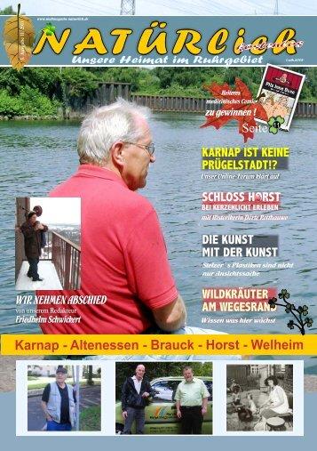 Stadtmagazin NATUERlich - 11/2011