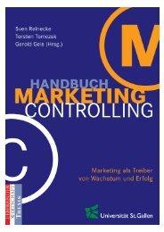 Handelscontrolling – Anforderungen, konzeptionelle ... - EconBiz