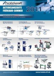 Holzcraft MM 2011.pdf - Eisen-Fischer GmbH