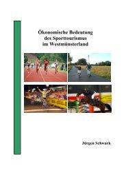 Ökonomische Bedeutung des Sporttourismus im Westmünsterland