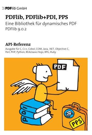 PDFlib API-Referenz 9.0.2