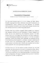 PATENTANWALTSPRÜFUNG 2013/11