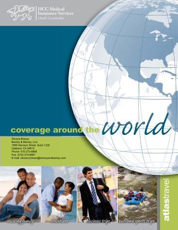 2010 Atlas Brochure - University Health Services