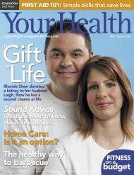The healthy way - Capital Health