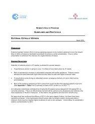 External Cephalic Version - Capital Health