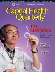 The COEfficient The COEfficient - Capital Health