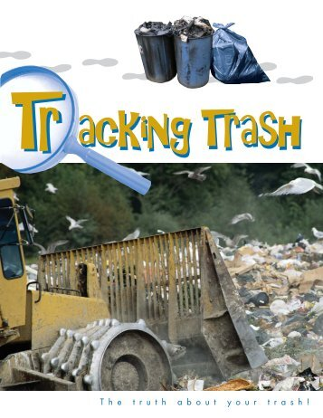 CSW tracking trash bro - Cuyahoga County Solid Waste District
