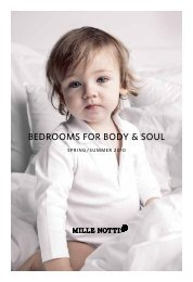 BEDROOMS FOR BODY & SOUL