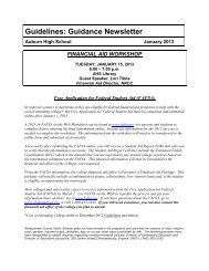 Guidelines January 2013 - Montgomery County Public Schools