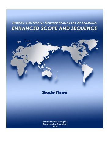 Enhanced Scope and Sequence - Virginia Department of Education ...