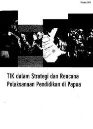 TIK dalam Strategi dan Rencana Pelaksanaan ... - PDII – LIPI