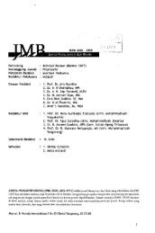 Jurnal Manajemen dan Bisnis - PDII – LIPI