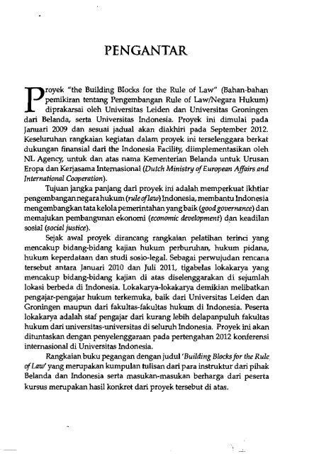 Hukum Perikatan (Law of Obligations) - PDII – LIPI