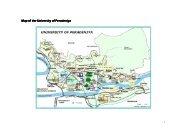 Part II - University of Peradeniya