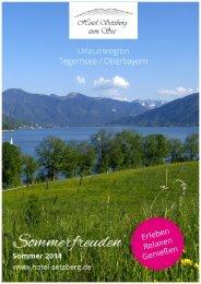 Hotel Setzberg zum See am Tegernsee